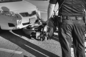 Louisville motorcycle crash injury lawyer