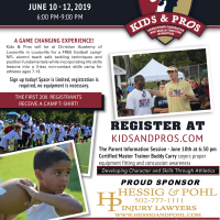 Kids & Pros Football Camp
